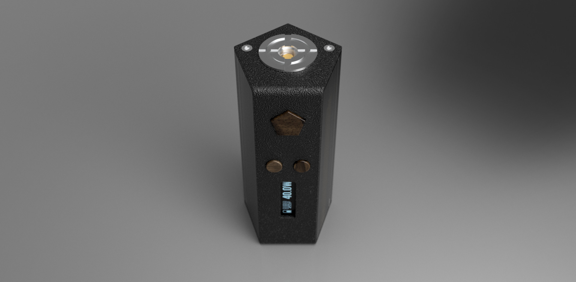 Vape Mod - Devil's Prism